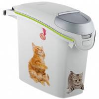 Контейнер для корма Curver® Pet Life™ средний для кошек (вместимость 6 кг )