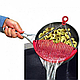 Дуршлаг-накладка для слива воды Better Strainer, фото 3