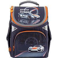 Рюкзак школьный каркасный 5001S-19, фото 1
