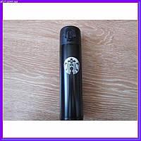 Термос Starbucks zk-b-106, термокружка черная, фото 1