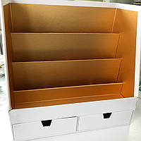 Органайзер для паперу 30х30 та матеріалів. Crate Paper. Storage. Брак на фото!, фото 1