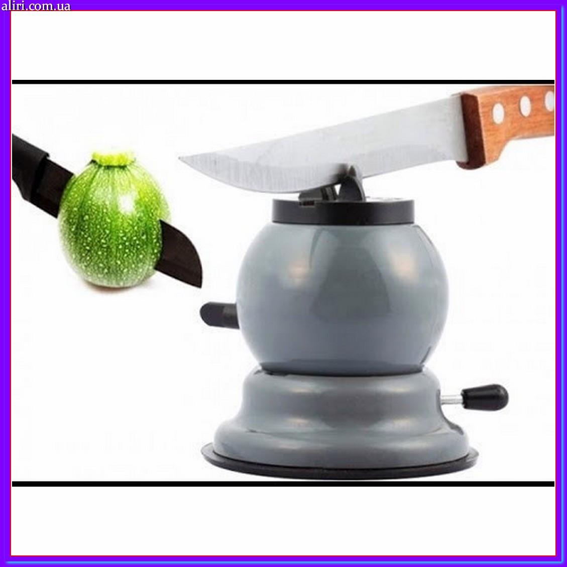 Точилка для ножей Samurai Pro с вакуумным крепежом