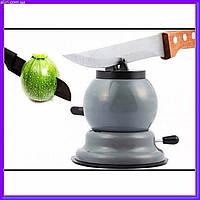 Точилка для ножей Samurai Pro с вакуумным крепежом, фото 1