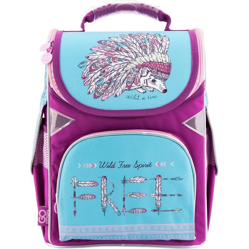 Рюкзак школьный каркасный 5001S-2