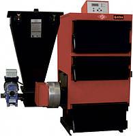 Твердотопливный котел Roda EK3G/S-70 Красный с черным (0301010219-000026245)