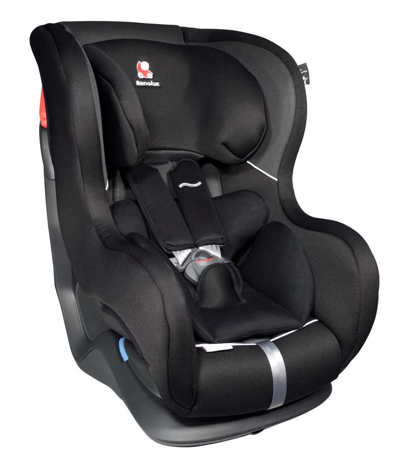Детское автокресло Renolux New Austin / Total Black