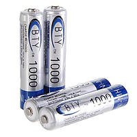12 x Батарейки BTY Home Ni-MH AAA 1000mAh 1.2V, фото 1