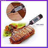 Термометр электронный для кухни и для еды NicePrice TP 101 в колпаке, фото 3