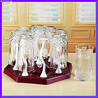 Креативная и практичная подставка для стаканов Creative Drain Cup Holder