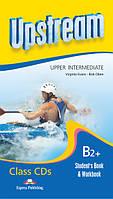 New Upstream Upper-Intermediate B2+ Class Audio CDs (set of 8)