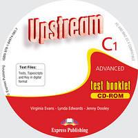 New Upstream Advanced C1 Test Booklet CD-ROM