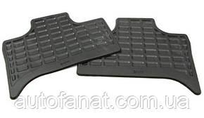 Оригинальные задние коврики салона BMW X5 (E53) (51470000579)