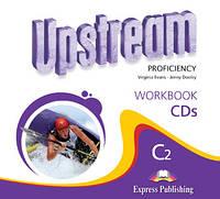 New Upstream Proficiency C2 Workbook Audio CDs (set of 3)