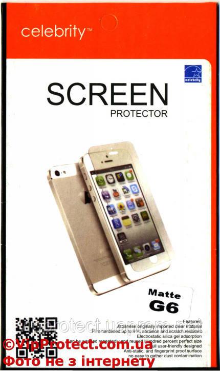 Huawei_G6 Ascend, матовая пленка