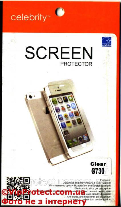 Huawei_G700 Ascend, глянцевая пленка