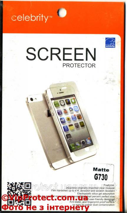Huawei_G700 Ascend, матовая пленка