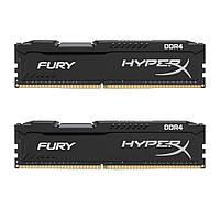 Оперативная память Kingston HyperX Fury Black 16GB 2x8GB (HX424C15FB2K2/16)
