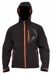 Kуртка (softshell)  Norfin Dynamic (5000мм) 41600