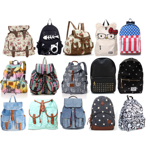 Поради, як обирати шкільні сумки для дівчаток