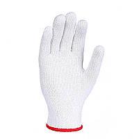 Перчатки трикотажные ПВХ точка, 10 класс вязки, зима