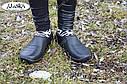 Галоши женские черные (Код:  ГП-01 жен), фото 4