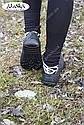 Галоши женские черные (Код:  ГП-01 жен), фото 6