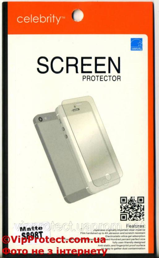 Lenovo S898t, матовая защитная пленка на телефон