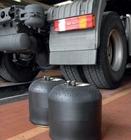 Руководство по монтажу пневморессор грузовых автомобилей
