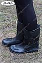 Женские сапоги черные (Код: СЖ-01), фото 5