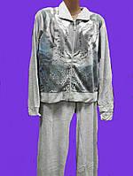 Велюровый костюм  тигр