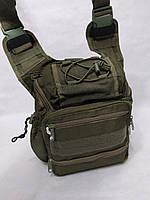 Тактическая сумка на плечо BILL NIU