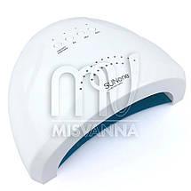 УФ лампа UV+LED SUNone на 48 Вт для сушки геля и гель-лака (white), фото 2