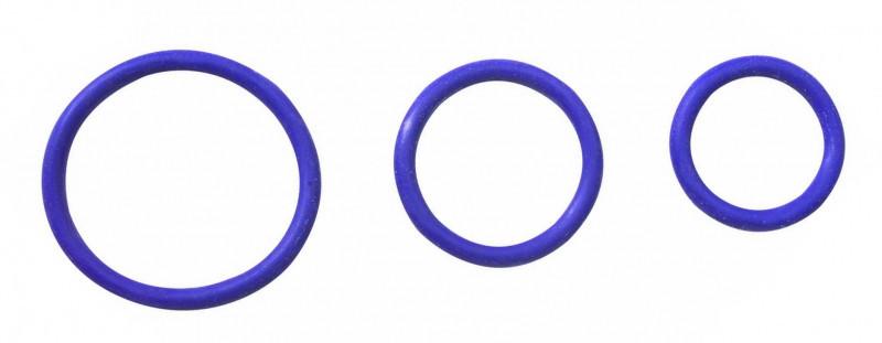 Кольца для пениса (сиреневые)