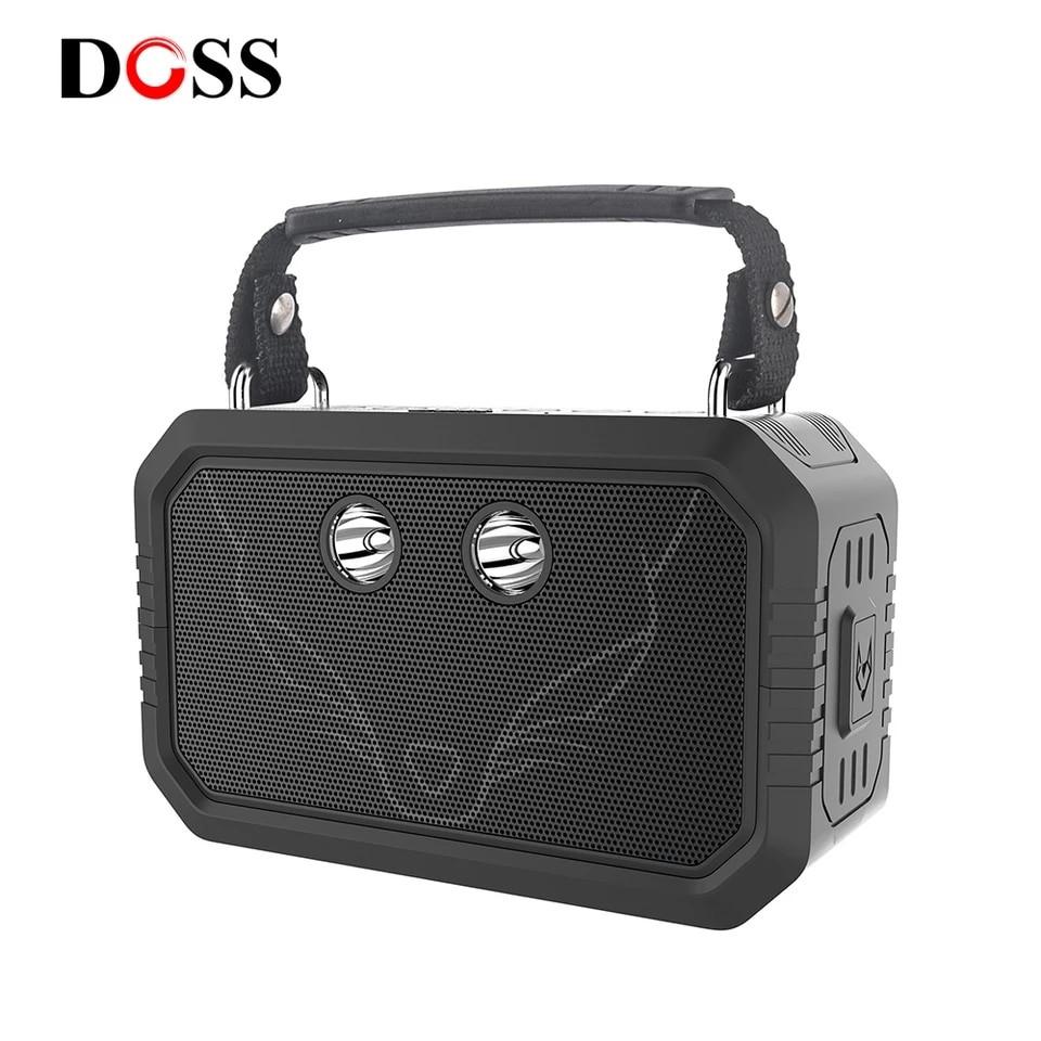 Портативная колонка Doss Traveler 20Вт IPX67 блютуз акустика Bluetooth, jbl, Harman cardon, sony, tronsmart