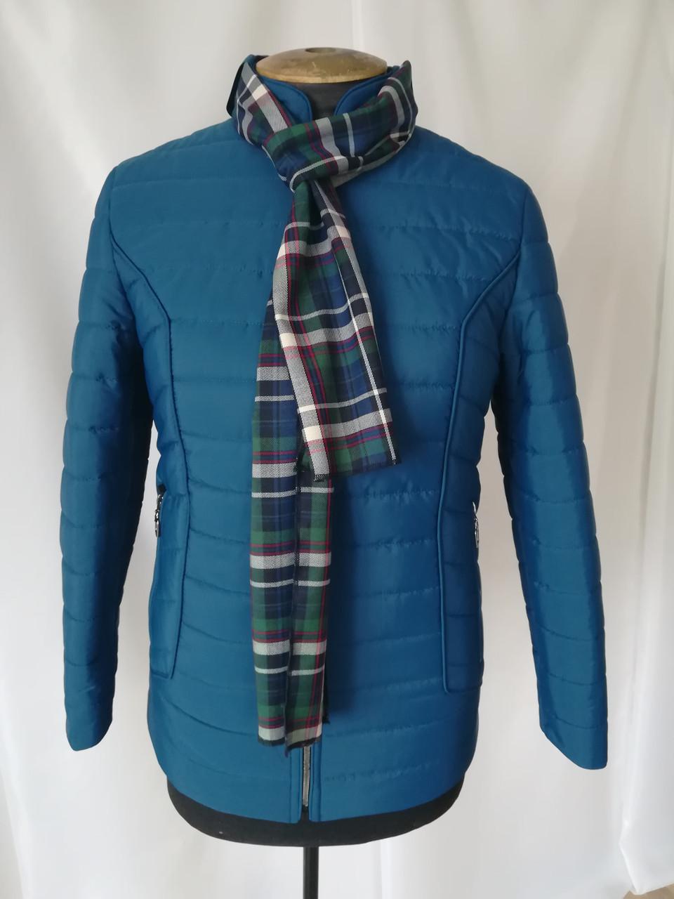 Осенние куртки женские большие размеры   50-58  Волна