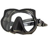 Маска для подводной охоты Marlin Frameless Excel; чёрная, фото 1