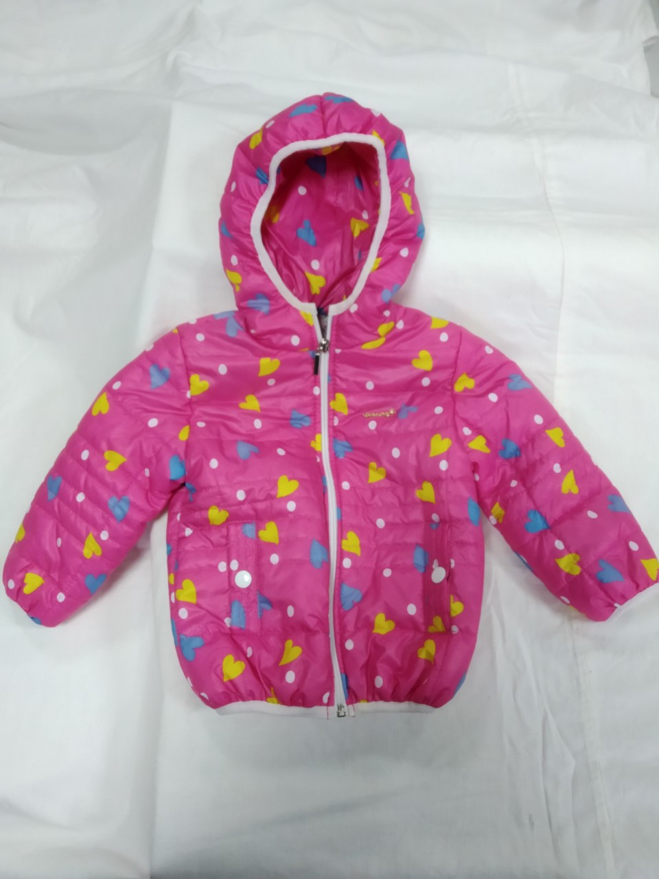 Детская куртка ассорти, размеры 92,104 (СКЛАД)