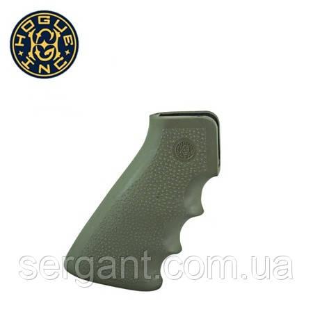 Прорезиненная эргономичная рукоятка Hogue (США) для AR15/М4/М16