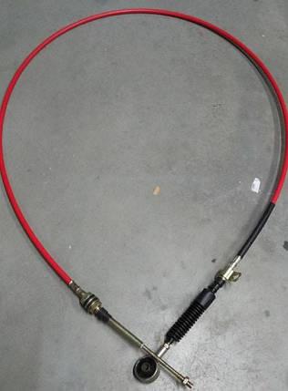Трос переключения передач КПП ЧАЗ А074 (3м.), фото 2