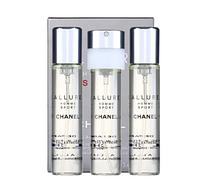 Chanel Allure Homme Sport Eau Extreme edp 3х20  ml. m оригинал travel set