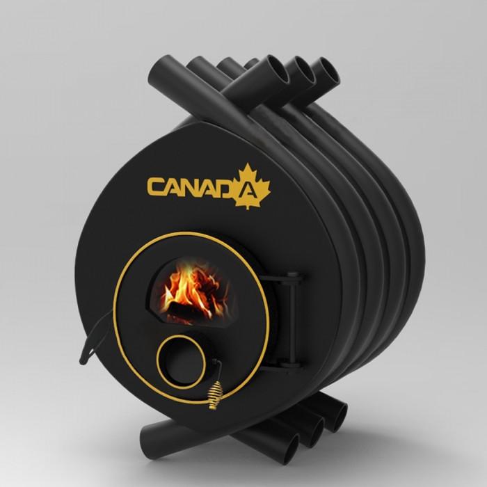 Печь булерьян Canada classic 00 со стеклом