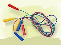 Скакалка цветная плотная  Бамсик