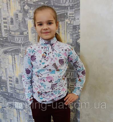 Водолазка-гольф детская для девочки Five Stars KD0154-110p, фото 2