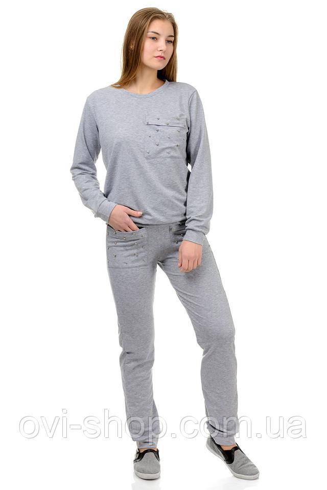 женский костюм кофта штаны