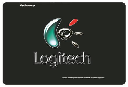 Коврик для мышки Logitegh (20*28*0.2), тканевые коврики, поверхность для лазерной мыши
