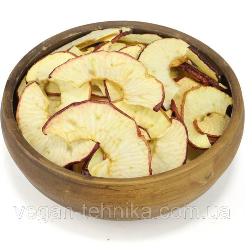 Яблочные чипсы хрустящие