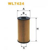 Фільтр масла WIX WL7424
