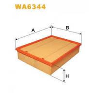 Фільтр повітря WIX WA6344