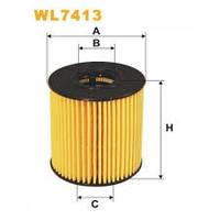 Фільтр масла WIX WL7413