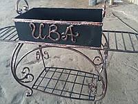 Кованые мангалы арт км 13, фото 1